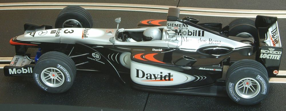 Scalextric C2415  McLaren Mercedes F1 MP4-16