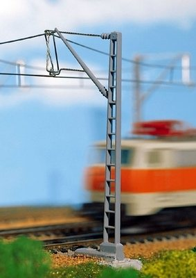 Vollmer 41300  Lineside mast with short arm 1:76
