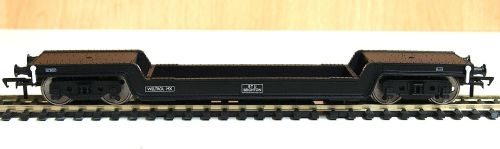 Bachmann 33902 	 Bogie Well Wagon BR Departmental Black 	£ 20.95