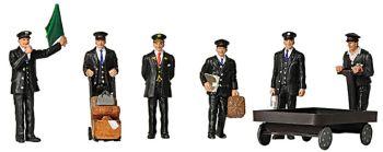 scenecraft 36404   1940/50s Station Staff