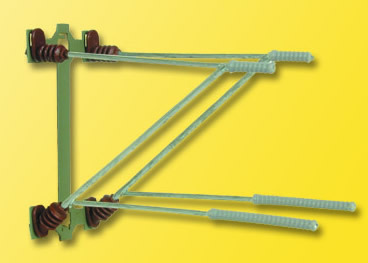 VN4172-1  Twin bracket  (single item)
