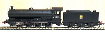 Hornby R3425  BR 0-8-0 Raven Q6 Class