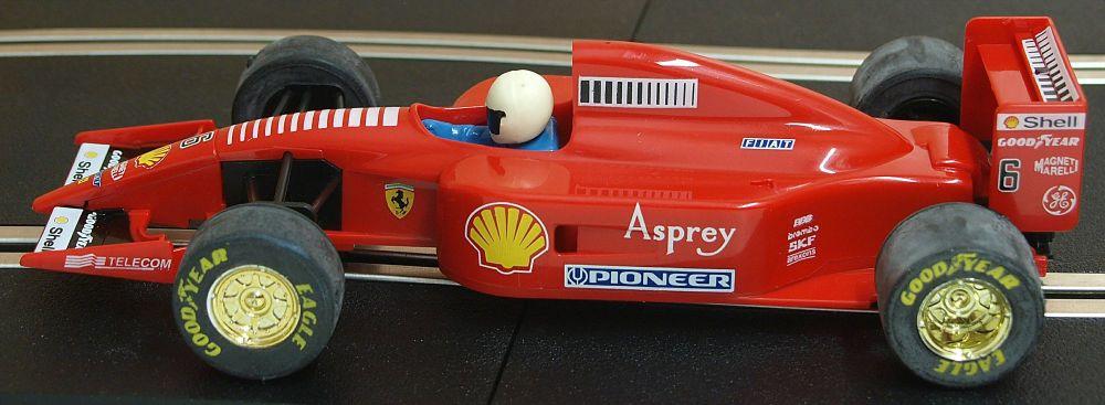 Scalextric C2115  Ferrari 643 No6