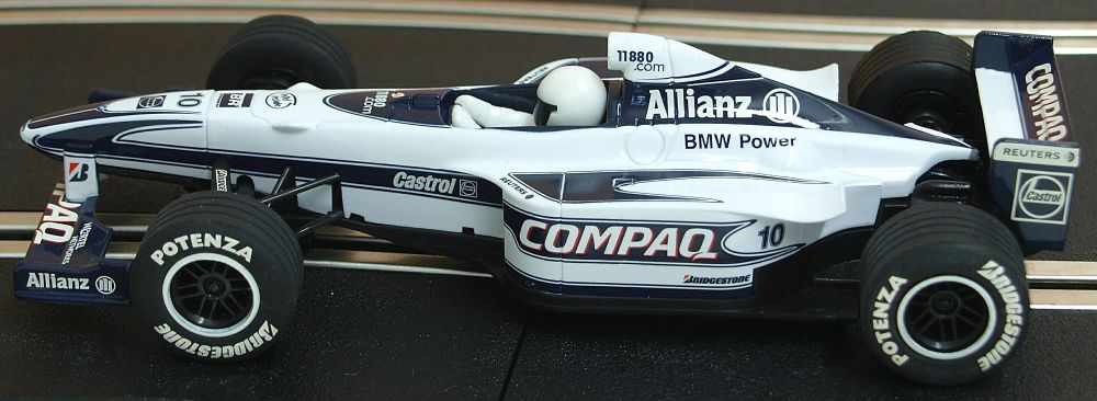 Scalextric C2265  Williams BMW F1