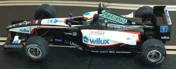 "Scalextric 6152  Minardi F1 ""Gianmaria Bruni"" No20 1:32"