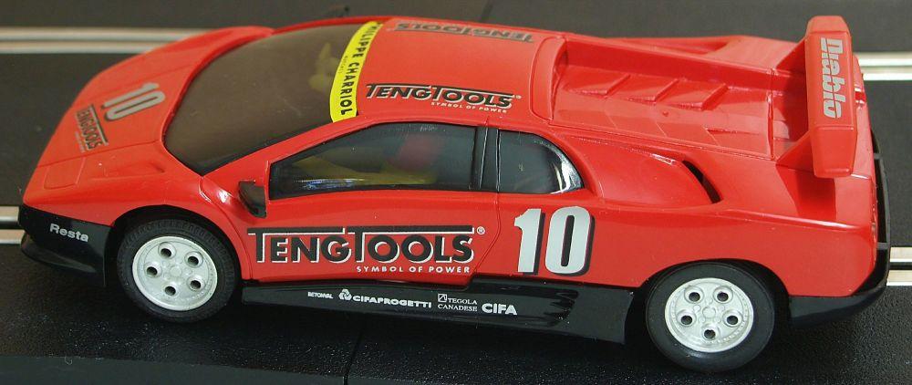 Scalextric C2093  Lamborghini Diablo 1:32