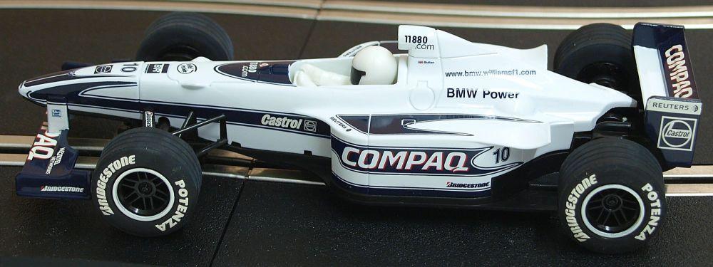 Scalextric C2265WA  Williams BMW F1