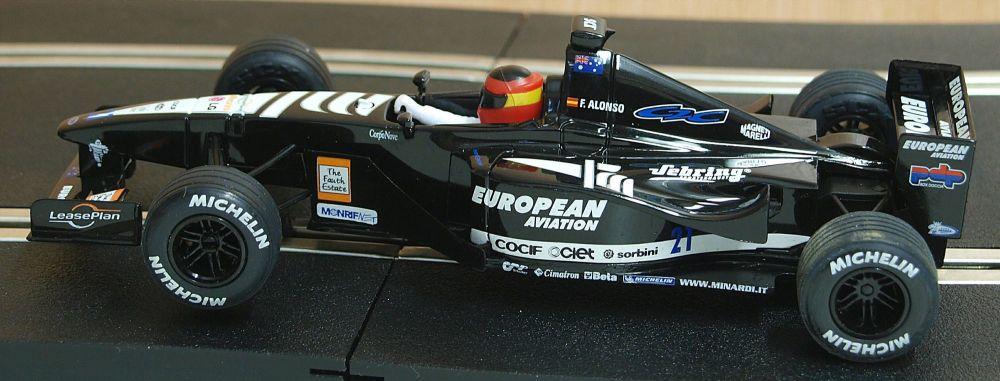 SCX 60700  Minardi F1