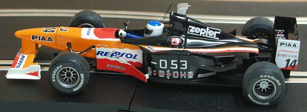 SCX 60400  Arrows F-1