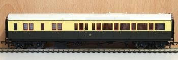 Hornby R4760  GWR Collett Corridor Brake 3rd Class (LH) Coach