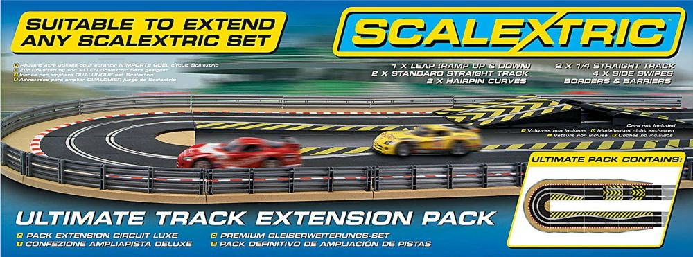 Scalextric C8514   Scalextric Ultimate Track Extension Pack