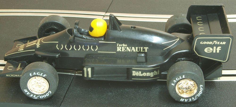 Scalextric C425  Lotus Renault 98T No11 1:32