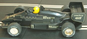 Scalextric C425  Lotus Renault 98T No11 1:32
