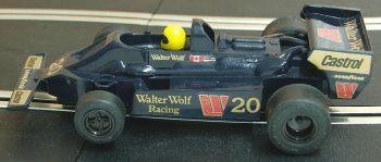 """Scalextric C133  Wolf W R5 """"Jody Scheckter"""" 1:32"""