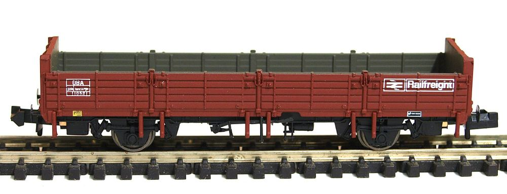 Graham Farish 373629   31 Ton OBA Open Wagon Railfreight Brown