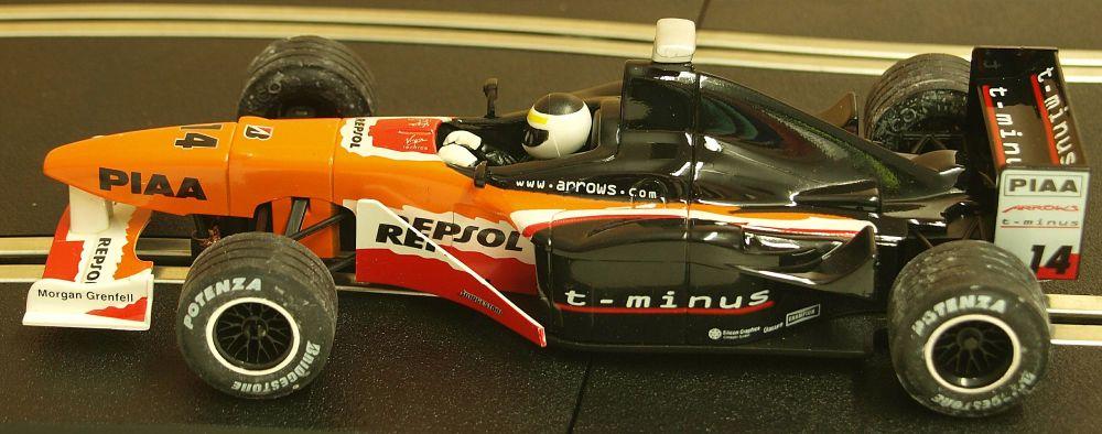 """Ninco 50211  Arrows A20 1999 Spain """"Pedro de la Rosa"""" 1:32"""