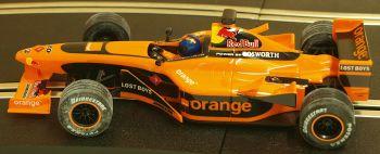 """Ninco 50280  Arrows A23 2002 Australia """"Heinz-Harald Frentzen"""" 1:32"""