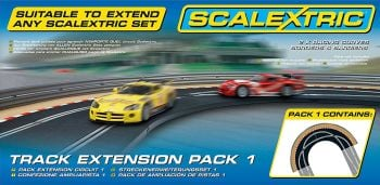Scalextric C8510  Track Extension Pack-1