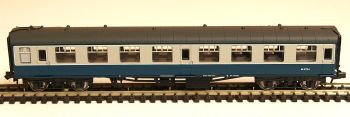 Graham Farish 374013C  BR Mk1 SO second open blue & grey