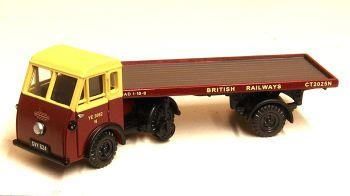 Classix EM76509  Jen-Tug - Flatbed trailer 'British Railways'
