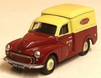 "Classix EM76630  Morris Minor van ""British Railways"""