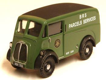 """Classix EM76643  Morris J van """"BRS Parcels Services"""""""