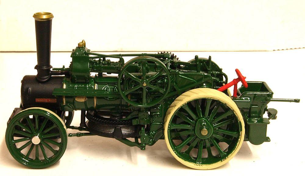 Oxford Diecast 76FBB003  Fowler Bb1 Ploughing Engine No.15436 Princess Mar
