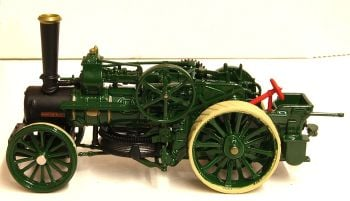 Oxford Diecast 76FBB003  Fowler Bb1 Ploughing Engine No.15436 Princess Mary