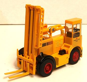 Oxford Diecast 76SDF003  Shelvoke & Drewry Freightlifter British Rail (Yellow)