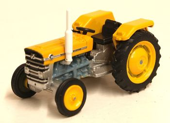 Oxford Diecast 76MF004  Massey Ferguson Open Yellow