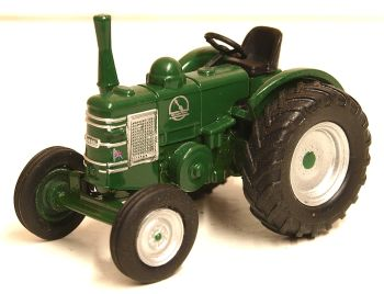 Oxford Diecast 76FMT001  Field Marshall Tractor Marshall Green