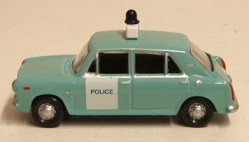 Oxford Diecast 76AUS004  Austin 1300 Metropolitan Police