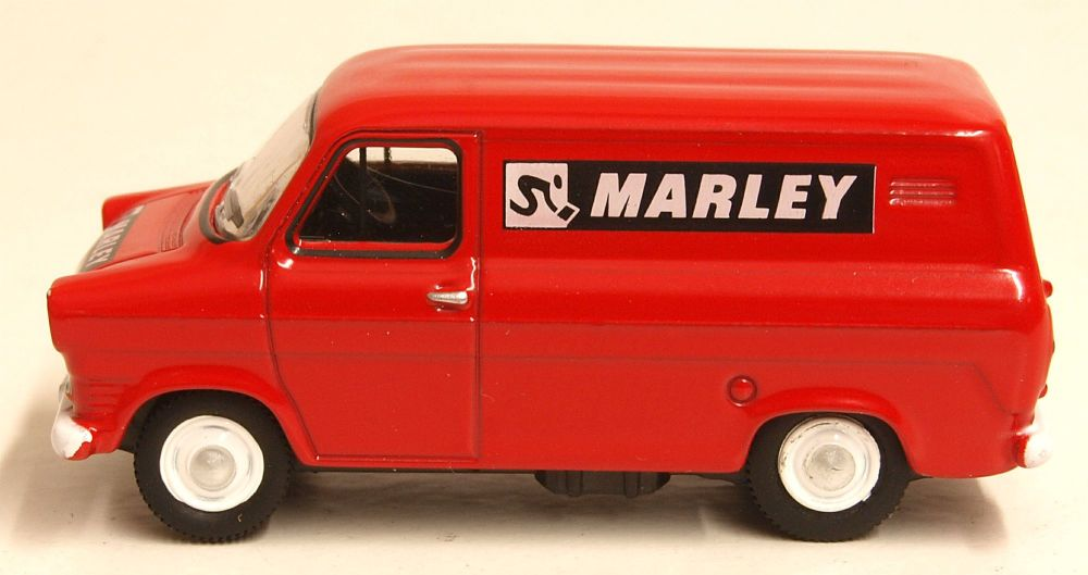 Oxford Diecast 76FT1006  Ford Transit MK1 Marley