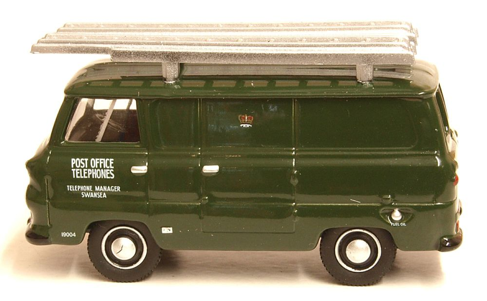 Oxford Diecast 76FDE003  Ford 400E Post Office Telephones