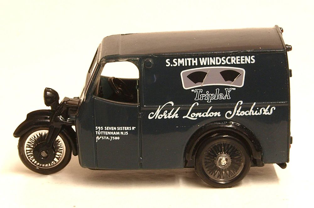 Oxford Diecast 76TV009  Trivan S. Smith Windscreens