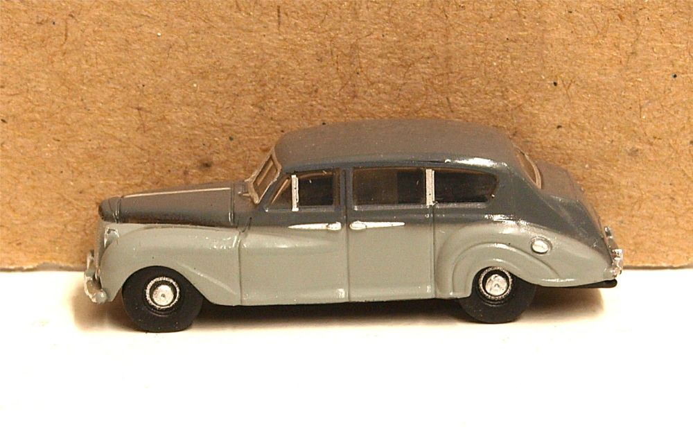 Oxford Diecast NAP003  Austin Princess Late Carlton and Light Grey