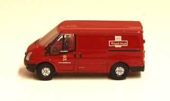 Oxford Diecast NFT002  Royal Mail Ford Transit Van