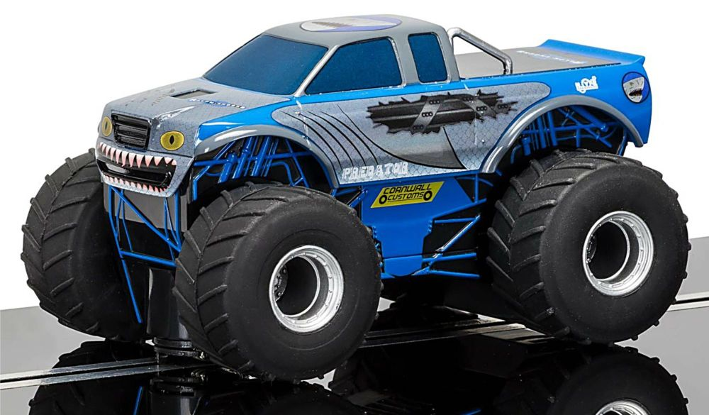 Scalextric C3835  Team Monster Truck 'Predator'