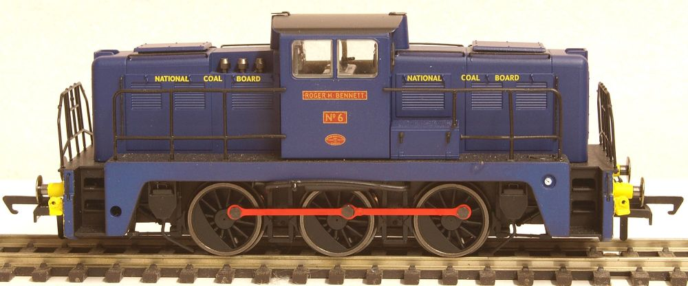 Oxford Rail GV2012  NCB No6