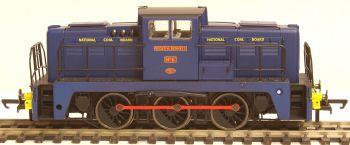 """Oxford Rail GV2012  NCB No6 """"Roger H Bennett"""" Janus 0 6 0 Diesel"""