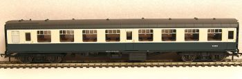 Hornby R4775  BR Mk1 2nd Open coach Blue grey