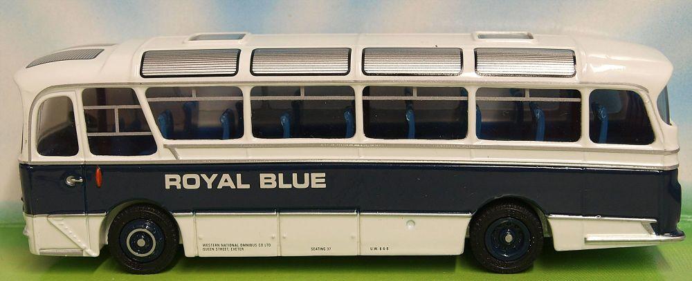 EFE E12118   Harrington Cavalier Coach  Royal Blue