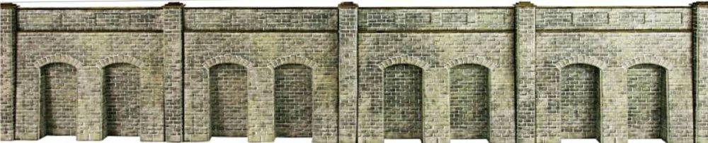 Metcalfe PO245  Stone retaining wall
