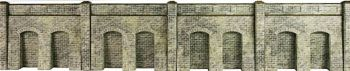 Metcalfe PN144  Stone retaining wall