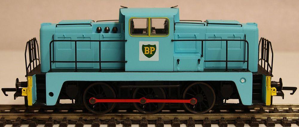 Oxford Rail GV2014  British Petrolium Janus 0 6 0 Diesel