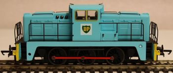 Oxford Rail GV2014  British Petrolium Janus 0 6 0 Diesel
