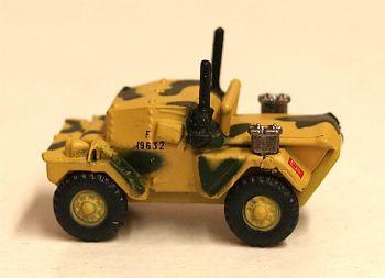 Oxford Diecast NDSC001  Daimler Dingo 23rd Armoured Brigade