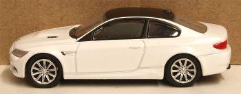 Oxford Diecast 76M3001  BMW M3 Coupe E92 Mineral White