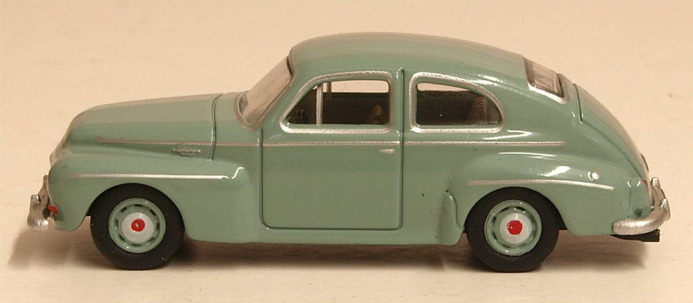 Oxford Diecast 76VL001  Volvo 544 Light Blue