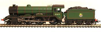 Hornby R3448  BR B17/4  4-6-0 Welbeck Abbey